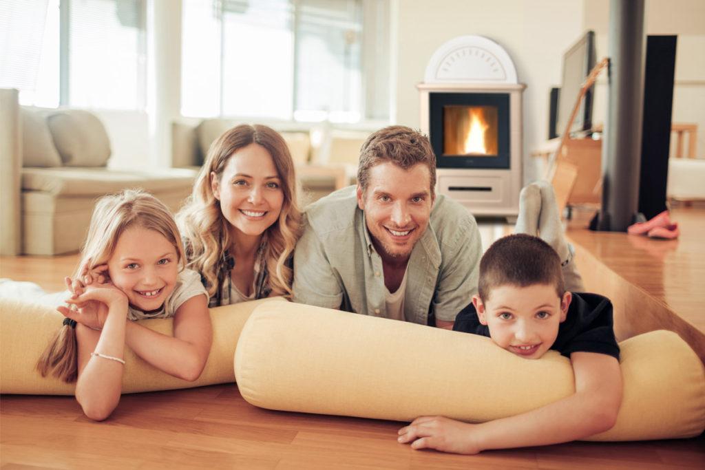 Estufa de pellet para calentar 100 m2: ¿cuál elegir?