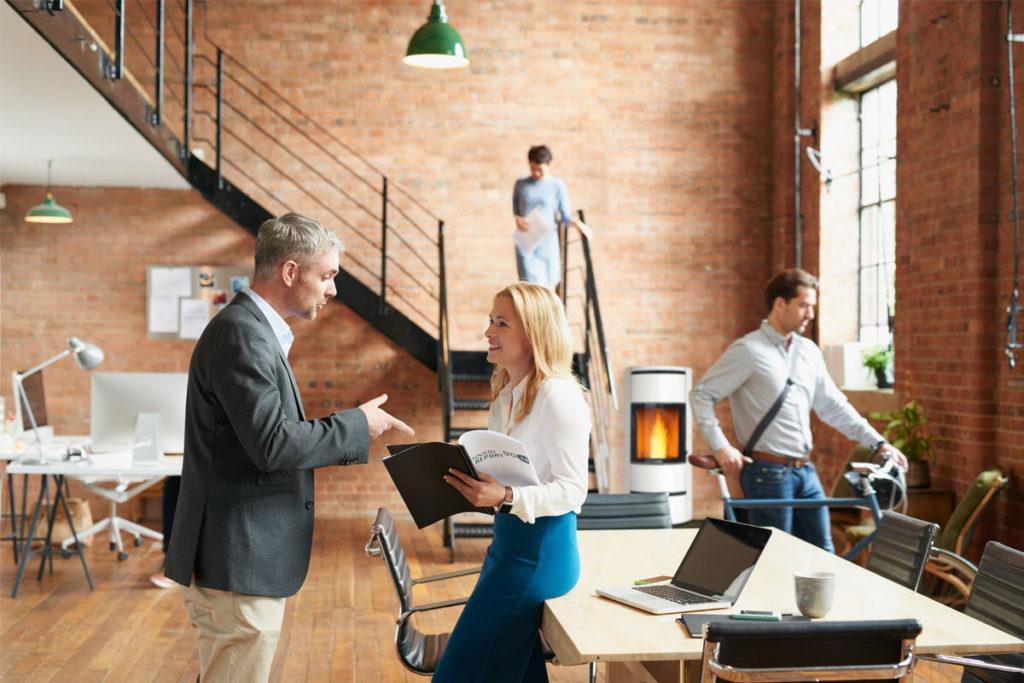 El bienestar en la oficina: ¿cuál es la temperatura ideal para aumentar la productividad?