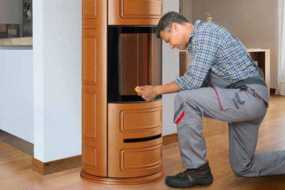 ¿El mantenimiento de la estufa de pellet o de leña es obligatorio?