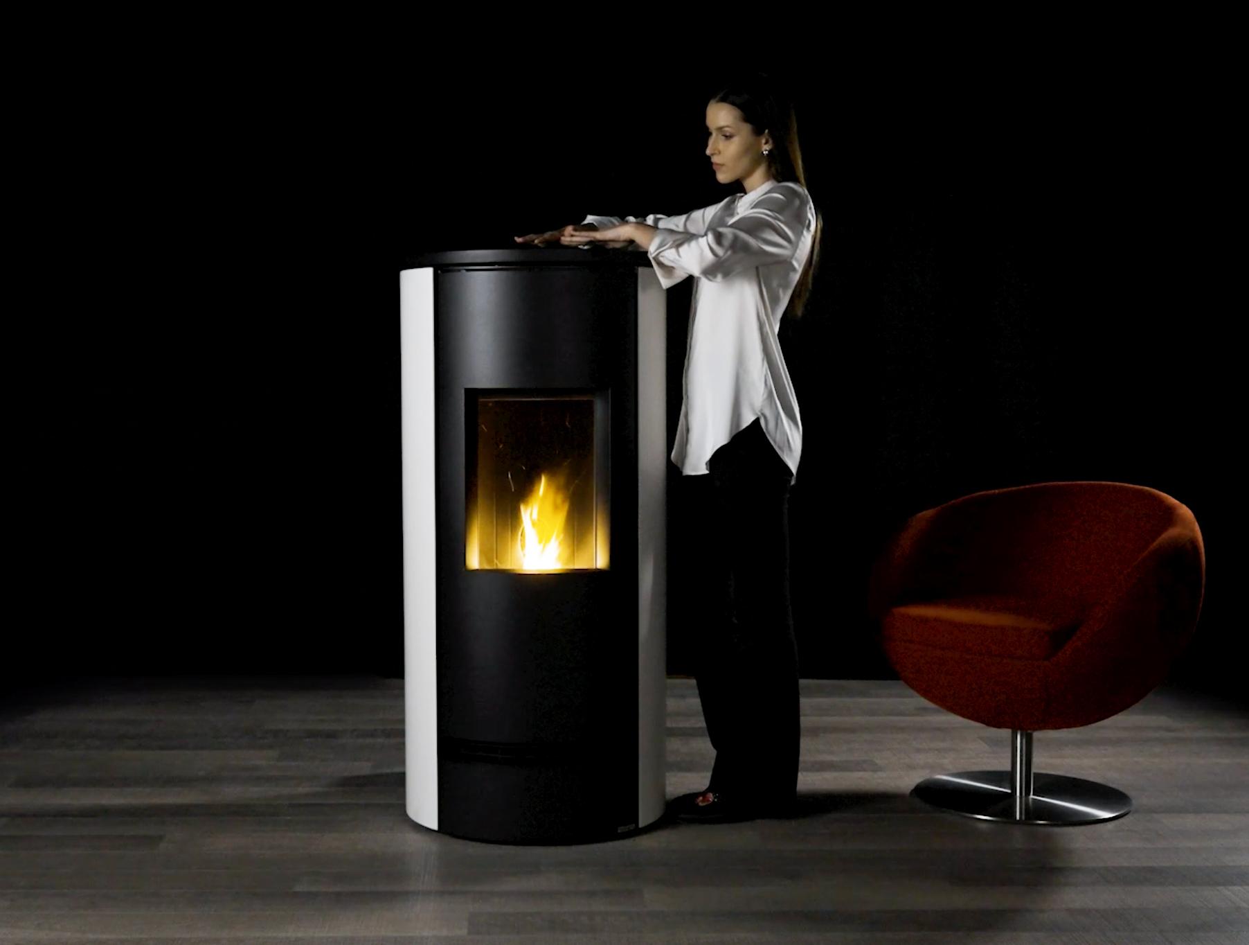 Estufas de pellets Premium Line: las nuevas protagonistas de la sala de estar